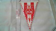 Fussball Wimpel 1. FC FCN Nürnberg 70er Jahre