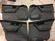 Bmw e34 M5 door panels
