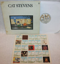 original Cat Stevens Teaser and the Firecat A&M records SP4313 vintage vinyl LP