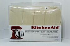 Genuine KitchenAid Tilt-Head Stand Kitchen Mixer Dust Cover Khaki/Beige/Lt Brown