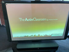 More details for promethean activboard smartboard prm-ab387-03 interactive projector untested