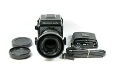 Mamiya RB67 Pro w/Mamiya-Sekor 180mm f/4.5 Lens/120 Film Back/Waist Level Finder