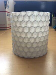 Geometric Face Vase