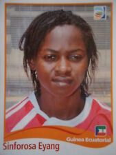 PANINI Sinforosa eyang Guinea Equatoriale FIFA donne WM 2011 GERMANY