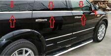 SET FIAT FREEMONT RASCHIAVETRI PROFILI CROMATI acciaio INOX 6 PEZZI trim