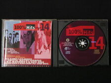 100% Hits Volume 14. Compact Disc. 1994. Cranberries Motiv8 Cold Chisel Kulcha