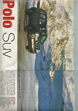SP34 Clipping-Ritaglio 2009 Nissan X Trail 2.0 DCI 173 CV SE
