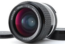 Nikon Ai-s Nikkor 28mm f/2 Wide Angle Lens from Japan