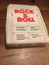 Vanilla Fudge/ Rock & Roll 8 Track Tape
