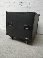 10U shockmount RACK FLIGHT CASE in Nero-EX DEMO-AFFARE!