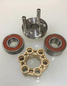 Supercharger Rebuild Nose Drive Kit Isolator Bearings LS9 LSA LS 09-14 EATON