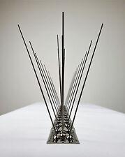 Taubenabwehr, Taubenspikes, 3-reihig auf 50 cm Edelstahlleiste, made in EU