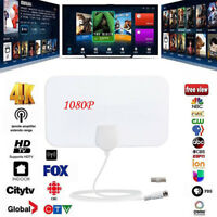 100Mile Range Antenna TV Digital Skylink 4K Antena Digital Indoor HDTV 1080p  X