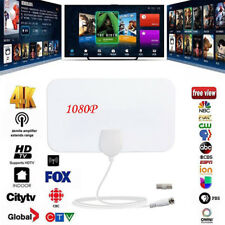 100 Mile Range Antenna TV Digital HD Skylink 4K Antena Digital Indoor HDTV 10 rI