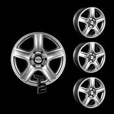 4x 16 Zoll Alufelgen für Nissan Navara / Dotz Hammada 8x16 ET20 (B-4800111)