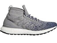 Adidas Ultra Boost All Terrain Mens Rare Dead stock Grey / Noble Indigo BB6128