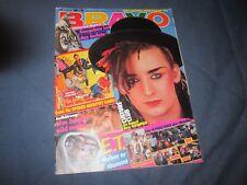 Bravo 6.1.1983 2/83 mit ABBA Poster Heft komplett