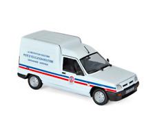 1/43 norev renault express 1995 gendarmerie prevention road nine box