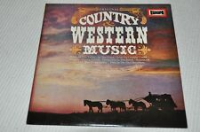 VA Sampler - Country & Western Music - Europa - Album Vinyl Schallplatte LP
