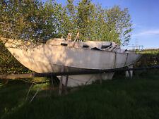 Segelyacht Cumulant1