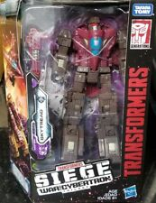 Transformers Generations War For Cybertron Siege Deluxe SKYTREAD G1 IN STOCK