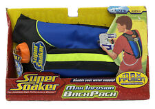 Super Soaker Max Infusion Backpack Water Supply New