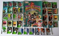 Mighty Morphin Power Rangers Sticker Activity Album Merlin MMPR