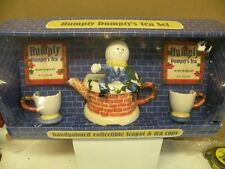 Humpty Dumpty Tea Set New Sealed