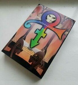 Prince Interactive CD-ROM -Brand New in Retail Box -Pristine Condition (PC/MAC)