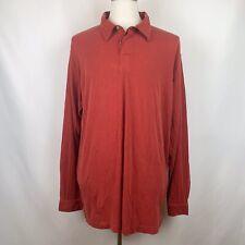 Nwt Columbia Xco Sun Ridge Long Sleeve Polo Shirt, Sz Xxl, Am2768-687