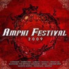 Amphi Festival 2009 Compilation - CD Hocico, Laibach, Front 242, Agonoize