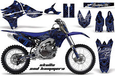 YAMAHA YZF 450 Graphic Kit AMR Racing # Plates Decal Sticker Part 10-13 SAHB