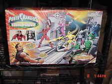 "Power Rangers Time Force Control Center Exclusive 5"" Ransik Quantum Ranger 2001"