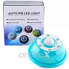 Sensor Movimiento PIR 6 Luz LED Light Motion Activado en 3 Canales a952