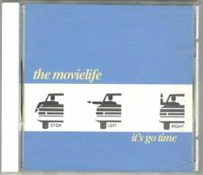 "The Movielife ""It's Go Time"" CD OOP Taking Back Sunday I Am the Avalanche"