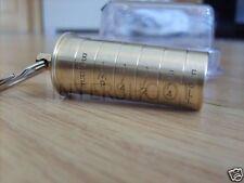 Bisley Brass Shotgun CHOKE GAUGE 12g 12 bore gun