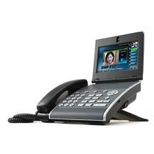 Polycom VVX 1500 Business Media Phone with Webcam Video Screen & Handset