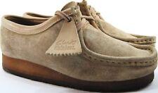 Clarks Originals Wallabees Men Shoes Size 9 M Tan Style 35395 Crepe Soles