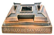 Fort Castillo De San Marcos Florida Die Cast Metal Collectible Pencil Sharpener