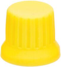 DJ TECHTOOLS Chroma Caps Encoder V2 gelb