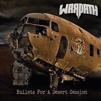 WARPATH - BULLETS FOR A DESERT SESSION   CD NEU