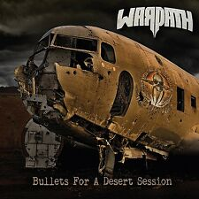 Warpath-Bullets for a desert session CD NEUF