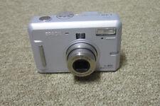 Epson L-410 4.0 MP Digital Camera - Silver