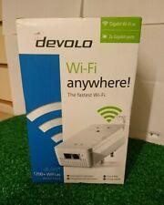 More details for devolo dlan 1200+ wifi ac add-on powerline adapter - 9385