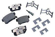 Rr Ceramic Brake Pad Kit VP365K VGX