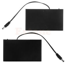 8 AA 12V Cells Battery box Clip Holder Box Case Cover ON/OFF Switch Wire Lead