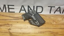 For SIG P938 Kydex Appendix IWB Holster ** Ready to Ship**BLK**AIWB** S/C