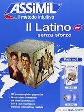 Il latino senza sforzo LIBRO + MP3 - Assimil