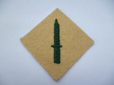 COMBAT INFANTRYMAN LIGHT INFANTRY TRADE BADGE.