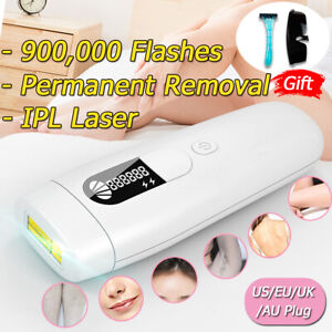 IPL Laser Permanent Hair Removal Machine Painless Body Face Shaving Epilator  !
